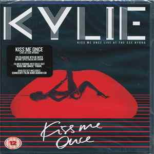 Album Kylie - Kiss Me Once Live At The SSE Hydro