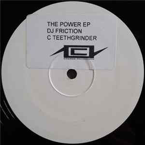 Album DJ Friction - The Power EP