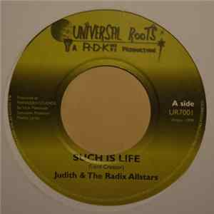 Album Judith & The Radix Allstars - Such Is Life