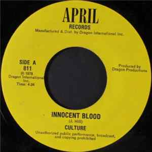 Album Culture - Innocent Blood / Love Shine Brighter