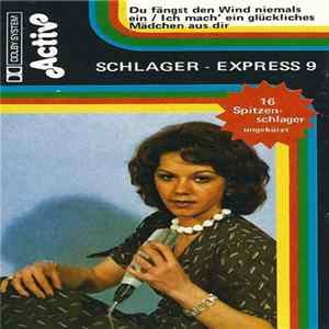 Album Unknown Artist - Schlager-Express 9